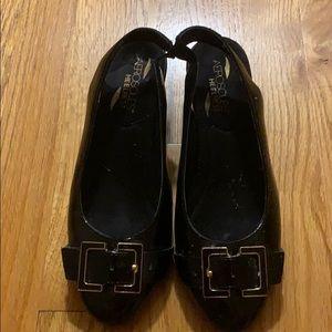 Aero soles Black shoes